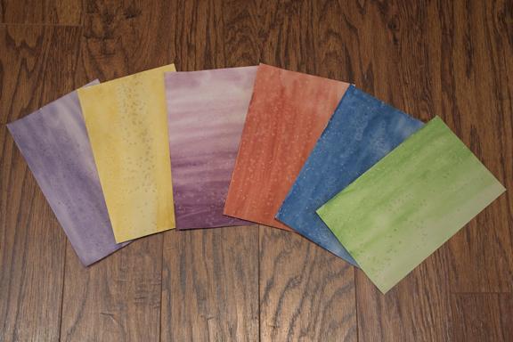 Salt Print Experiments II