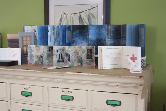 some friends' artist books