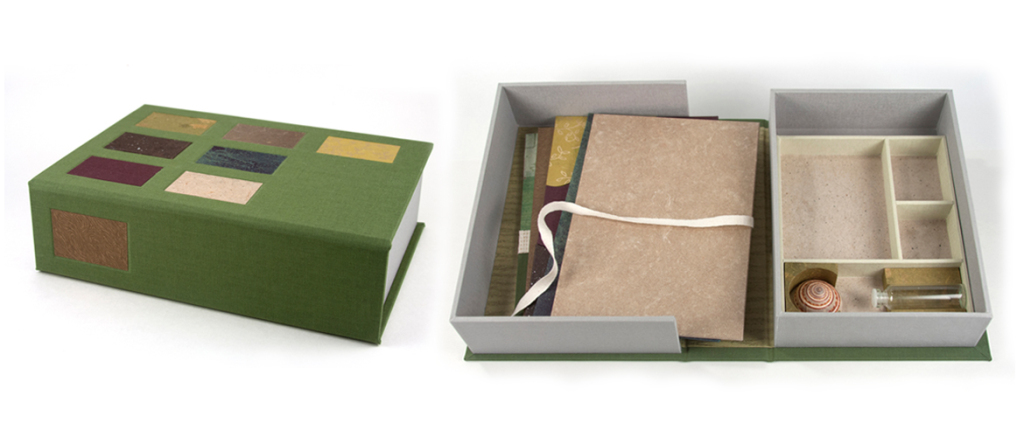 box for artist books