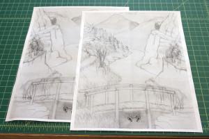 Bridges Print