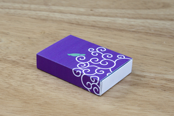 Matchbook Exercise