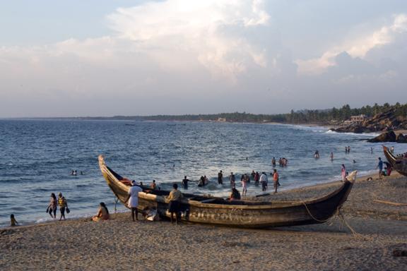 shores of Kovalam