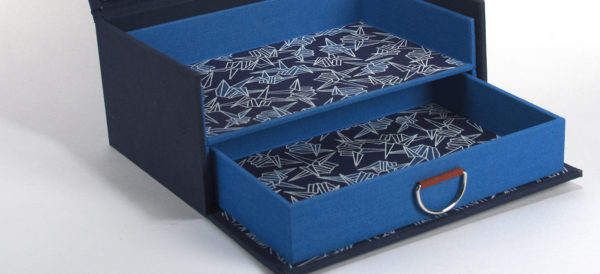 Box with a Drawer